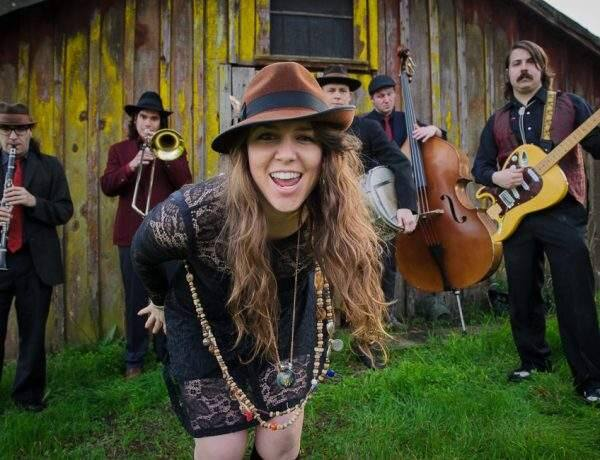 Queen Bee: Lauren Bjelde and Royal Jelly Jive open the Saturday bill at the Harvest Music Festival this weekend at BR Cohn Winery.