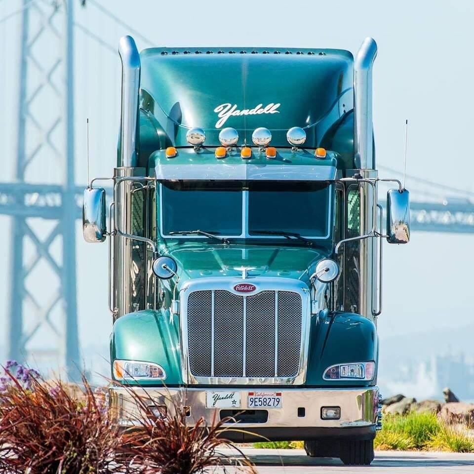 Yandell Truckaway is based in Benicia. (Yandell / FACEBOOK)