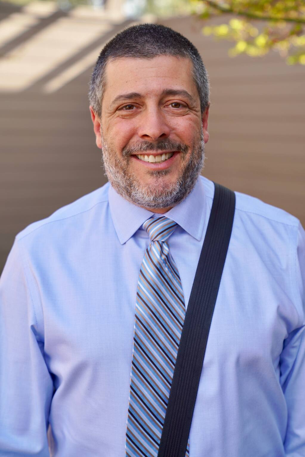 Matt Villano, a Healdsburg-based journalist who has contributed to The Press Democrat, Sonoma Magazine and CNN, spent over $1,300 to establish himself as a limited liability company to continue working under Assembly Bill 5. (courtesy photo)
