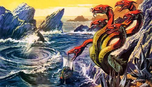 Republican voters navigating the primary season looks a little something like this...