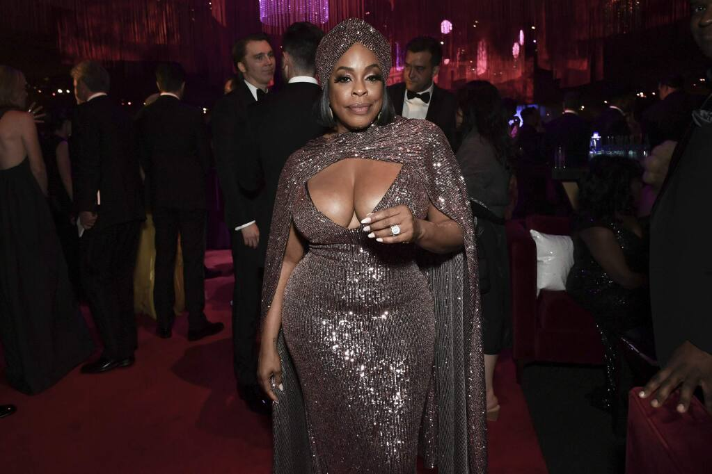 Niecy Nash attends the 2019 Primetime Emmy Awards Governors Ball at the Microsoft Theater on Sunday, Sept. 22, 2019, in Los Angeles. (Photo by Richard Shotwell/Invision/AP)