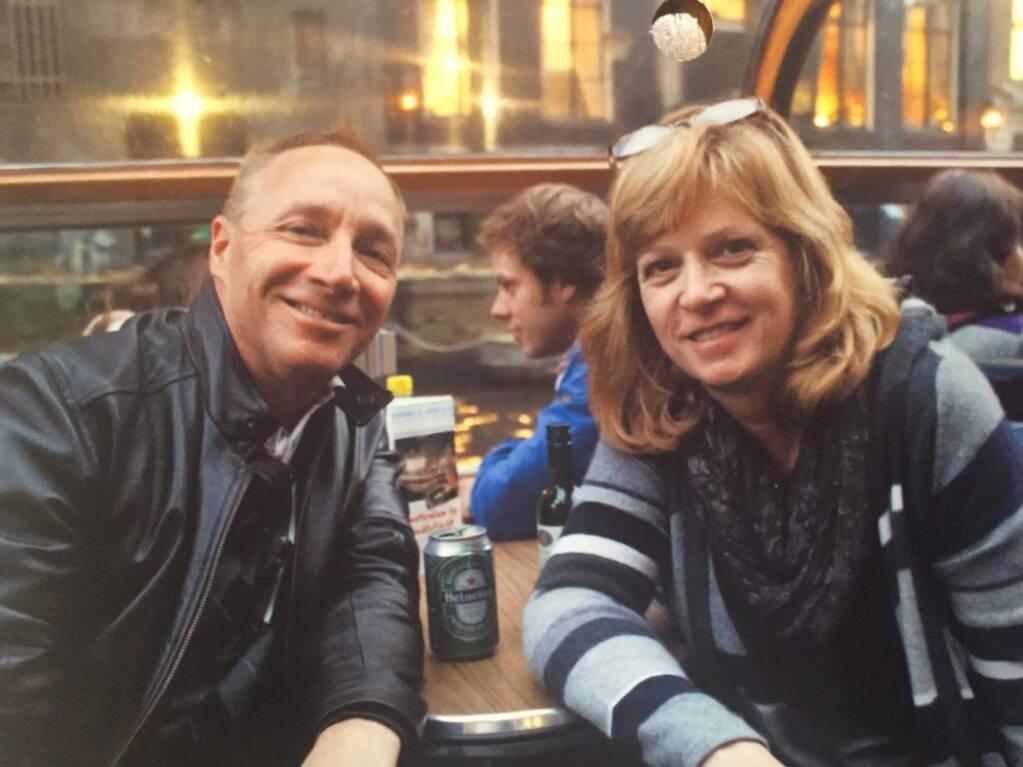 Mark and Brenda Richard. (FAMILY PHOTO)