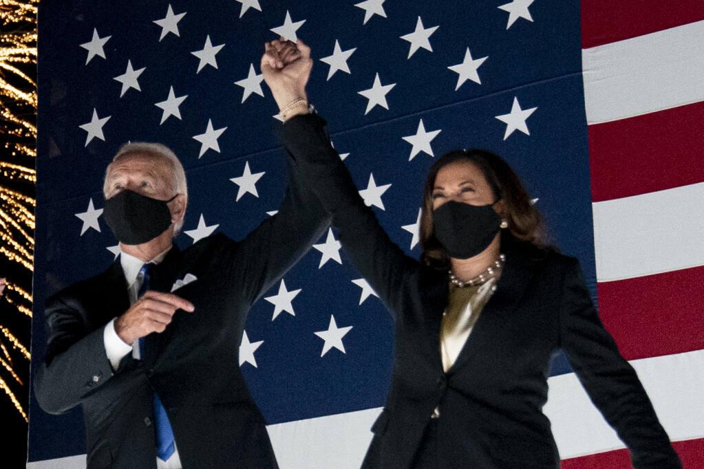 Nine Ways Joe Biden And Kamala Harris Aim To Make The Us Like California