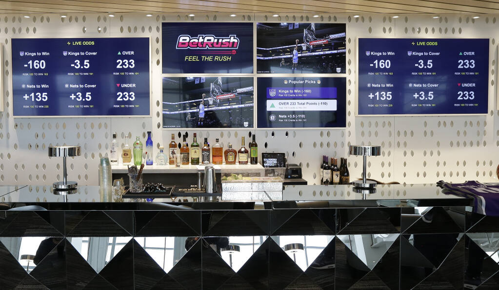 Will california legalize sports betting betting lines how to read