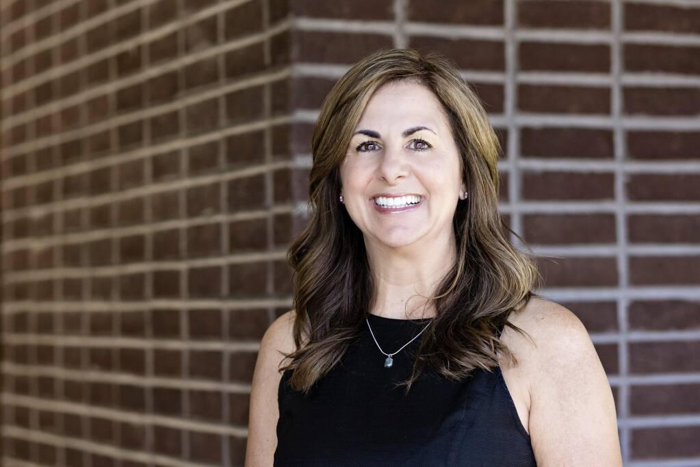 Kelly Noonan, chief financial officer, Willow Creek Wealth Management, Sebastopol