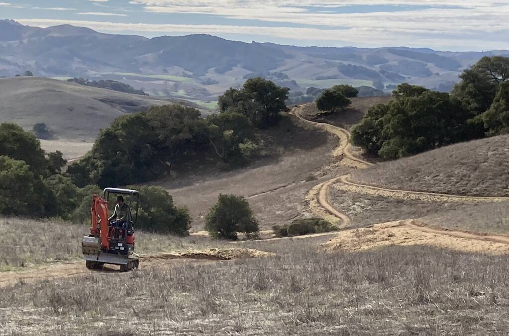 Many improvements have been made to the trail system at Helen Putnam Regional Park, making its awesome vistas more accessible to hikers. (COURTESY OF CAROL EBER)