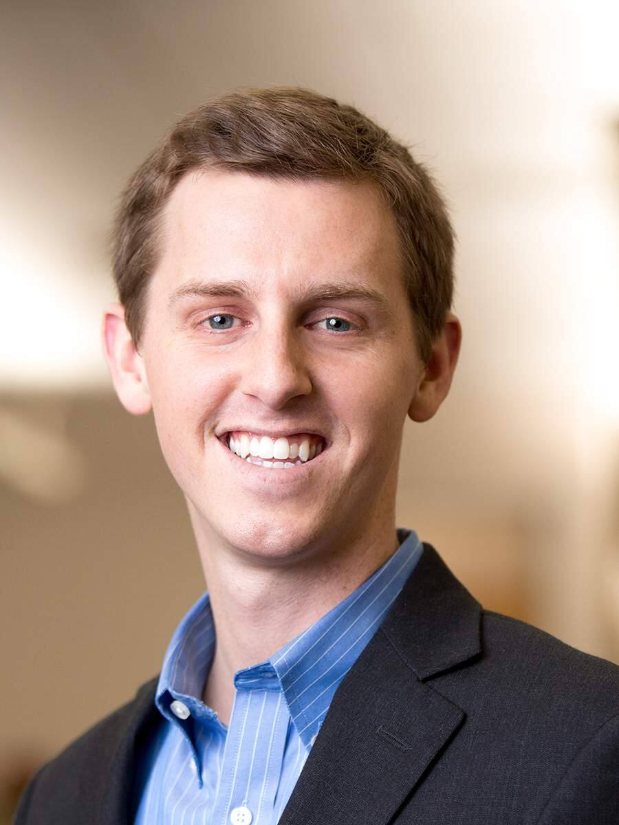 Stephen McNeil, managing partner, Arrow Benefits Group, Petaluma, is among North Bay Business Journal's 2017 Forty Under 40 list of remarkable professionals younger than 40. (Richard Morgenstein, Jan. 9, 2015)