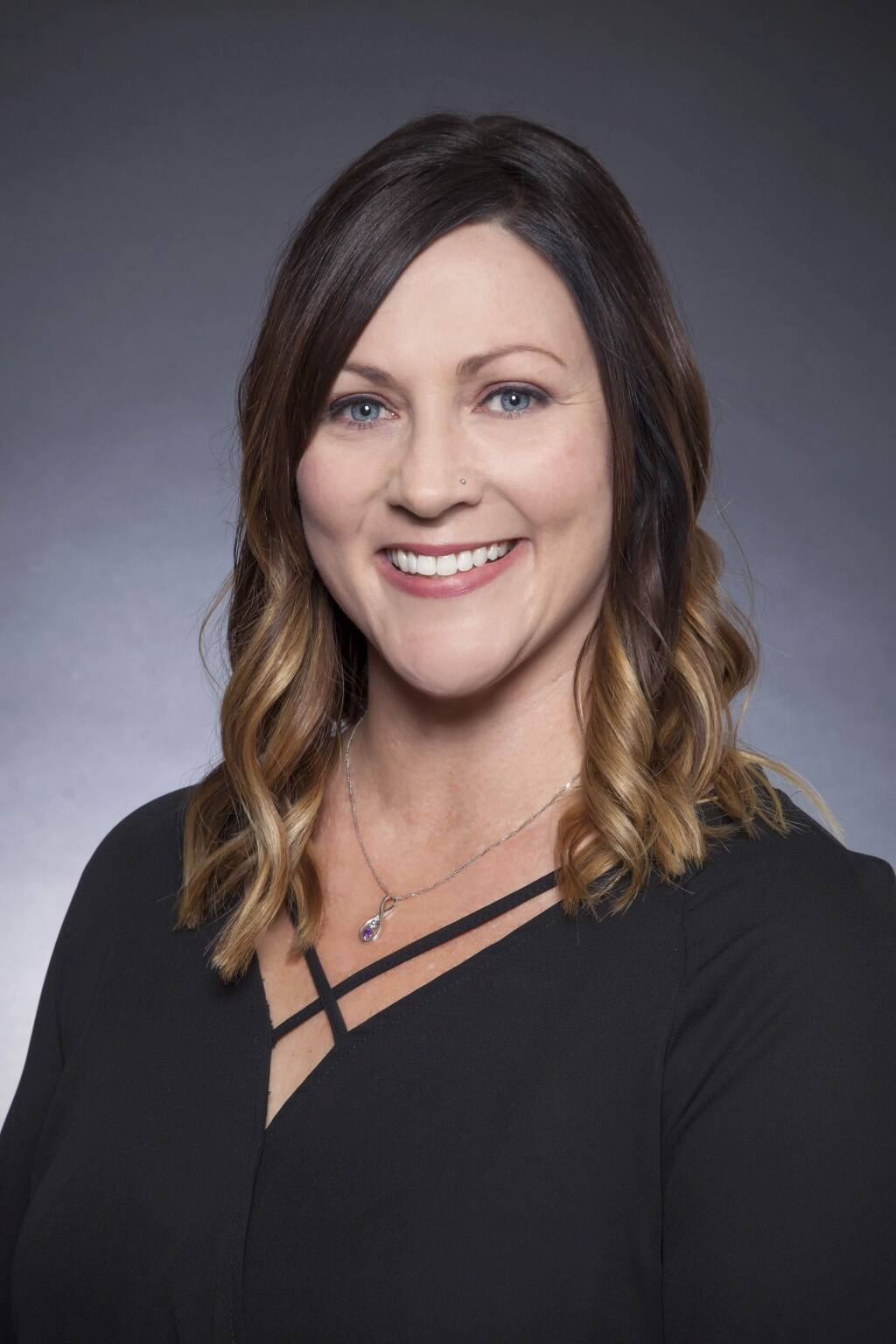 Nicole Tufly is promoted to vice president and controller of Summit State Bank in Santa Rosa in 2019. She was promoted to assistant vice president and assistant controller in late 2018. (COURTESY OF SUMMIT STATE BANK)
