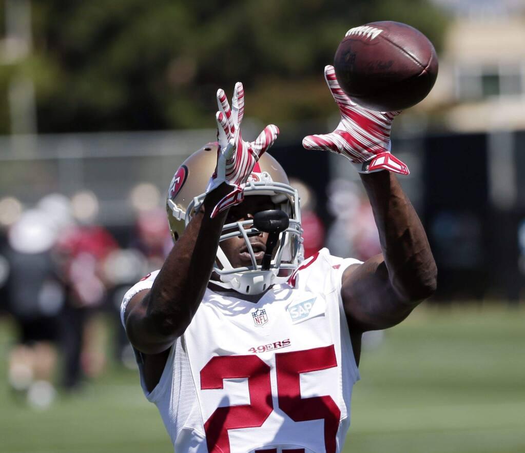 49ers rookie Jimmie Ward. (Associated Press photo)