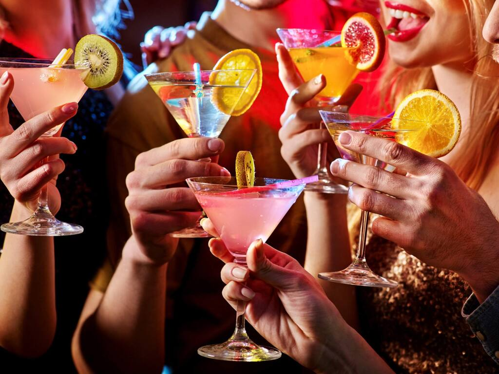 Sonoma Valley restaurants and bars will compete for the most creative and delicious martini during the 19th annual Martini Madness at 5 p.m. Friday at The Lodge at Sonoma.(Andrey Poznyakov / SS)