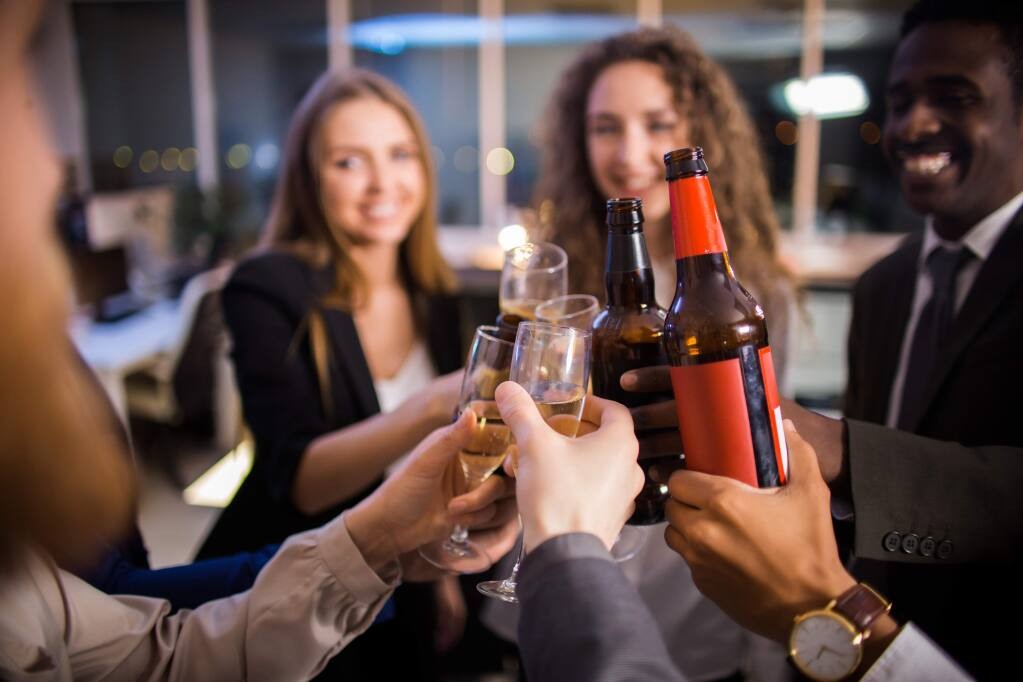 Because of the size of the generation and their higher affinity for wine than the Gen X, millennials have been predicted to parallel baby boomers in wine consumption, but millennials aren't reaching for wine as often as forecast, says Silicon Valley Bank's State of the Wine Industry report on Jan. 15, 2019. Less disposable income, competition from legal cannabis and health concerns about alcohol consumption may be stalling the trend, the report says. (SEVENTYFOUR / SHUTTERSTOCK)
