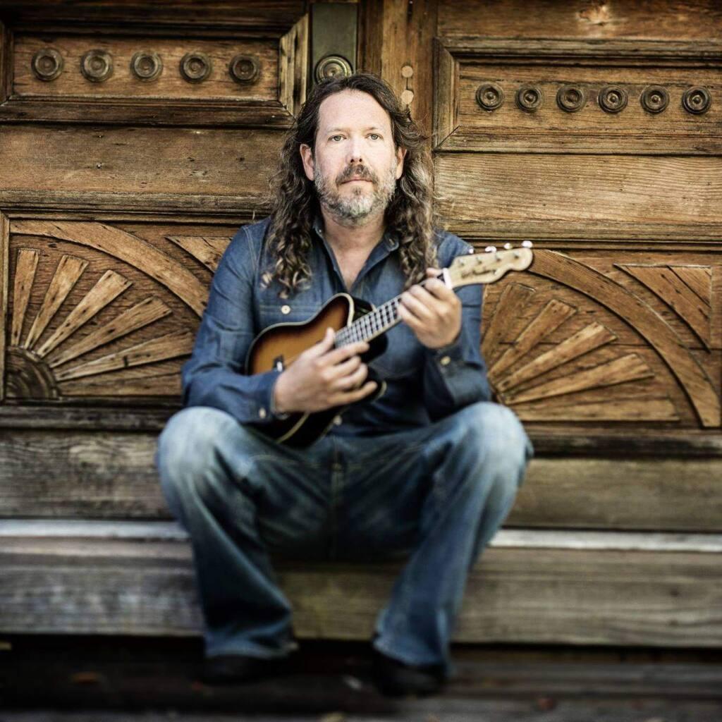 Sonoma Valley musician Jason Crosby.
