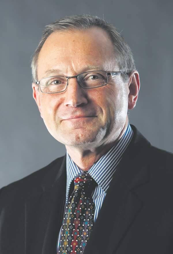 Brad Bollinger is publisher of the North Bay Business Journal. (BETH SCHLANKER/ The Press Democrat) Santa Rosa, California, June 26, 2013