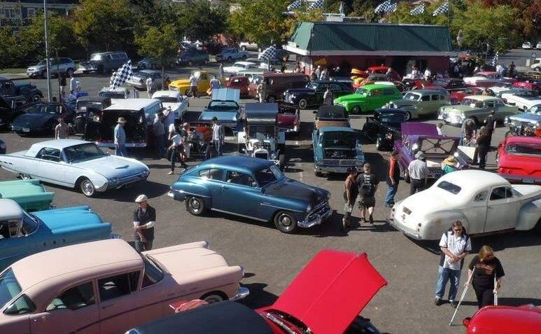 Fourth & Sea was known for fish and chips and its regular classic car events. The owners hope to reopen at some point in the future.