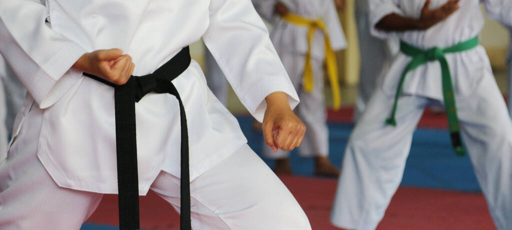 Taekwondo classes are now available (again) for ages 6 and up.