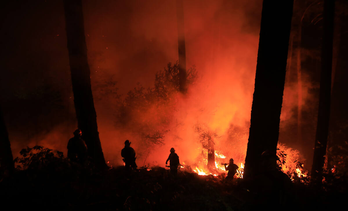 Santa Rosa wildfires spotlighted in new PBS film 'The West is Burning'