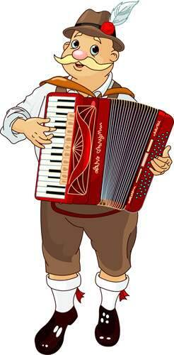 It must be the bass that gives the accordion a bad rap, says Madhatter.
