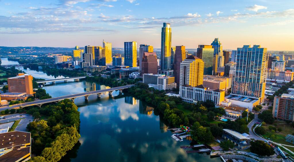 #1: Austin, Texas: Austin claimed the top spot for its music, outdoor spaces and cultural institutions. (Shutterstock)