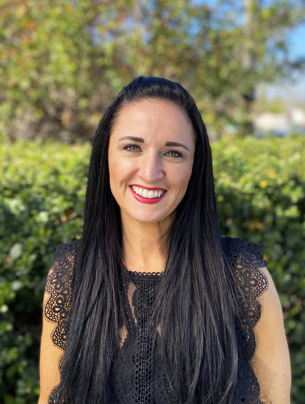 Allison Hernandez, 38, enterprise sales operations manager, Sonic, is a 2020 Forty Under 40 winner. (courtesy photo)
