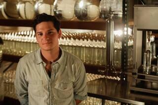 Chris Hanson of Hanson of Sonoma Organic Vodka.