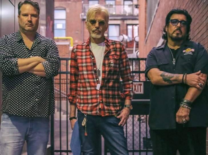 Billy Bob Thornton & The Boxmasters are appearing at the Mystic Theatre in Petaluma on Thursday, Aug. 8. (THE BOXMASTERS/ INSTAGRAM)