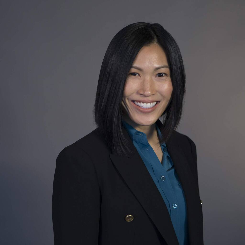 Viviann Stapp, 39, senior vice president and general counsel for Jackson Family Wines in Santa Rosa, is one of North Bay Business Journal's Forty Under 40 notable young professionals for 2019. (COURTESY PHOTO)
