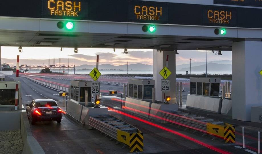 Tolls may be more prevalent in the Bay Area by 2035. Photo courtesy of Caltrans.