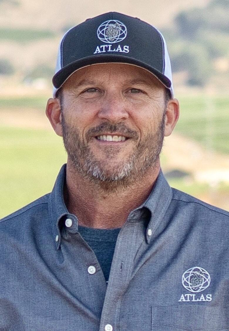 Barry Belli, co-founder and CEO, Atlas Vineyard Management, Napa (courtesy of Atlas Vineyard Management)