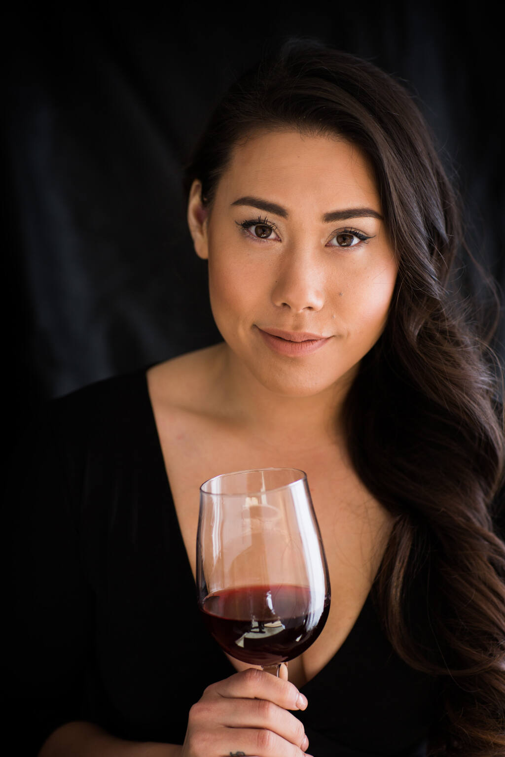 Cristie Norman, 26, is the president of the United Sommeliers Foundation and runs an online wine learning business. (courtesy photo)