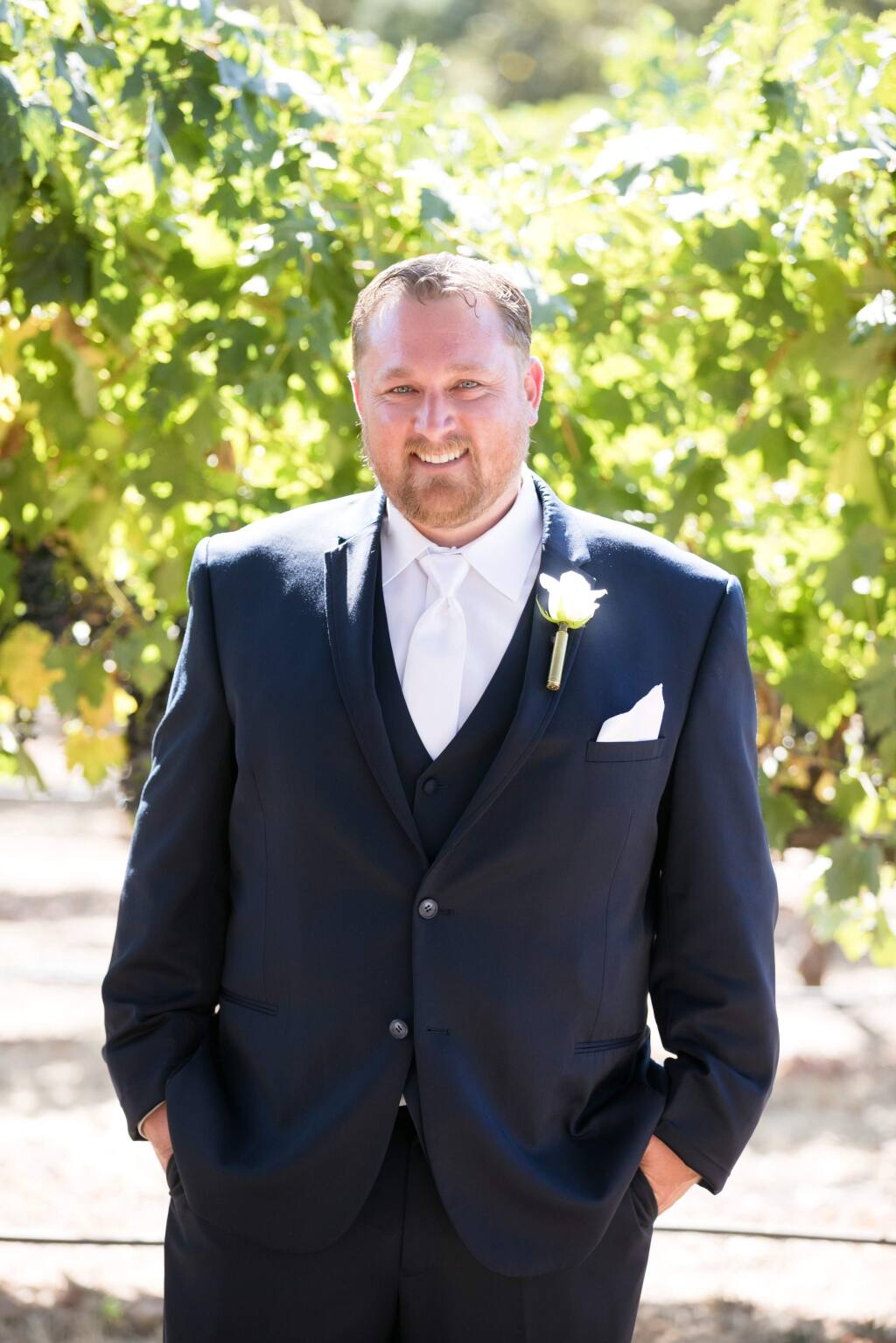 John Serres, 35, owner, Serres Corporation in Sonoma, one of North Bay Business Journal's Forty Under 40 notable young professionals for 2019 (PROVIDED PHOTO)