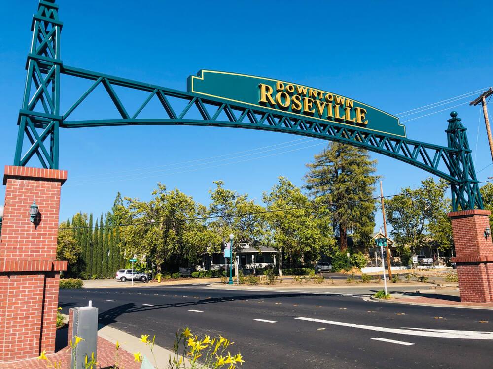 Roseville, California (ZikG / Shuttestock)