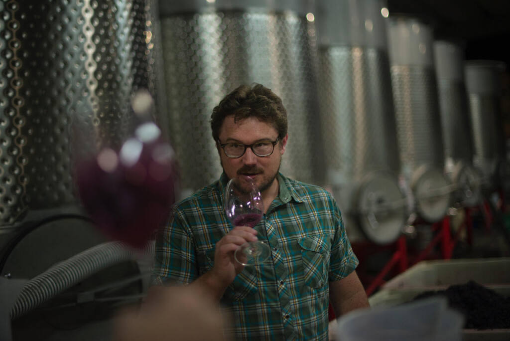 Morgan Twain Peterson of Sonoma's Bedrock Wine Co. crafted the Press Democrat's wine of the week winner, the Bedrock Wine Co., 2020 Ode to Lulu, California, Old Vine Rosé Wine. (Bedrock Wine Co.)
