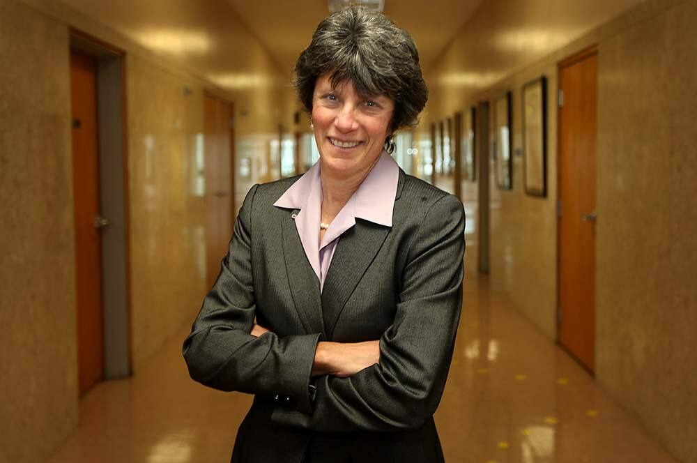 Sonoma County District Attorney Jill Ravitch is the target of a recall campaign. (KENT PORTER / The Press Democrat, 2012)