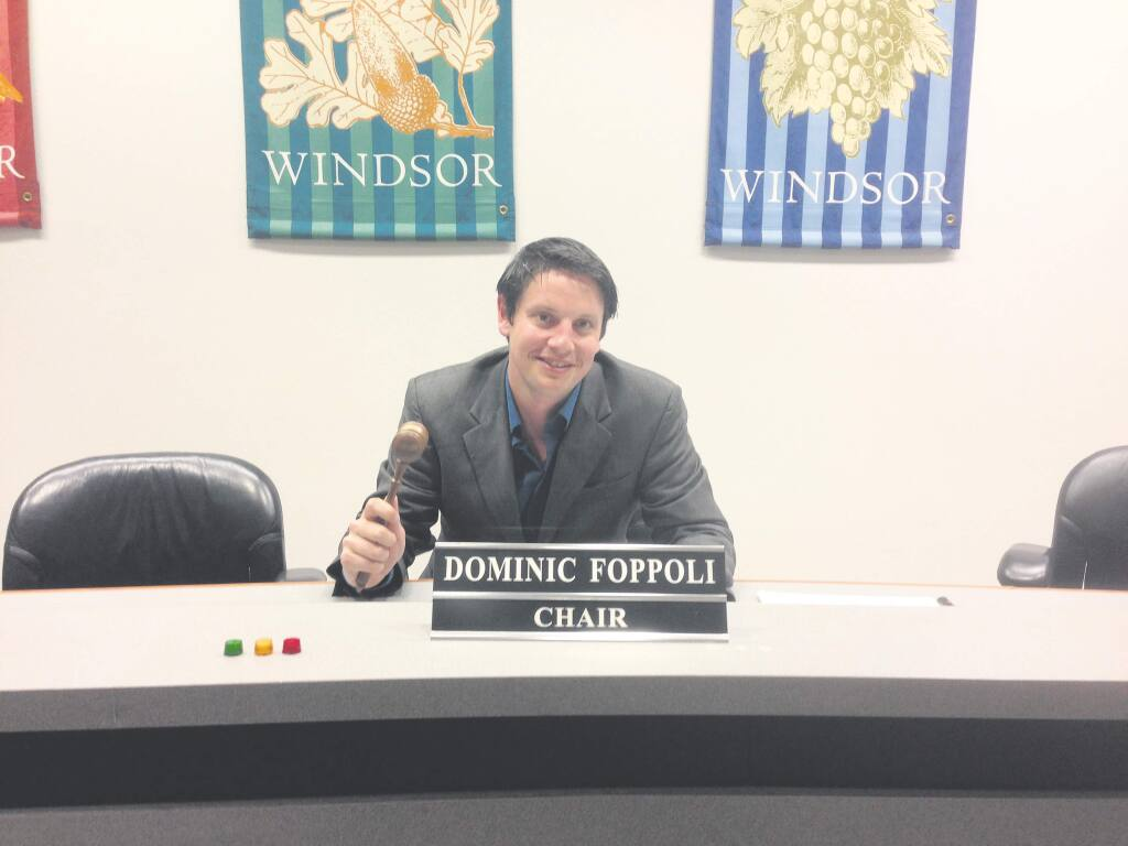 Windsor Mayor Dominic Foppoli has been accused of sexual assault by four women.