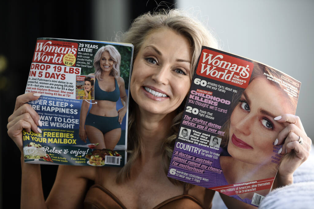 Sports Illustrated Taps Swimsuit Model Who Is 56 And Stands 5 Foot 3