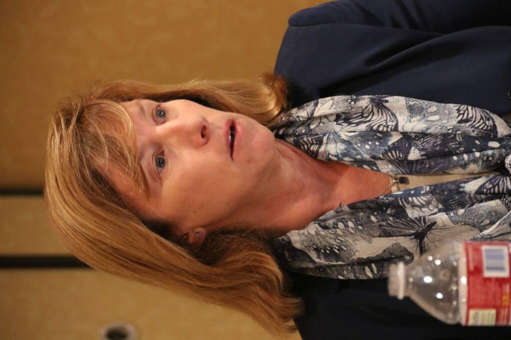 Beth Painter, principal, Balanced Planning (Jeff Quackenbush, The Business Journal)