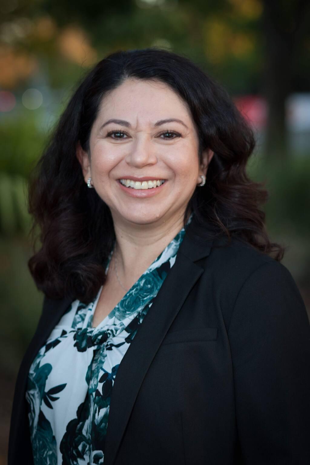 "Gabriela ""Gaby"" Bernal-Leroi, chief operating officer, Santa Rosa Community Health"
