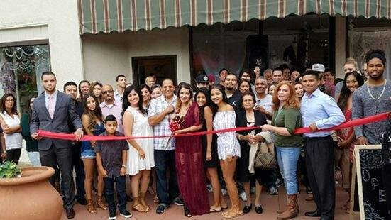 Mercedes Hernandez opened her first clothing store in downtown Cotati in July 2016. (sonomacounty.ca.gov)
