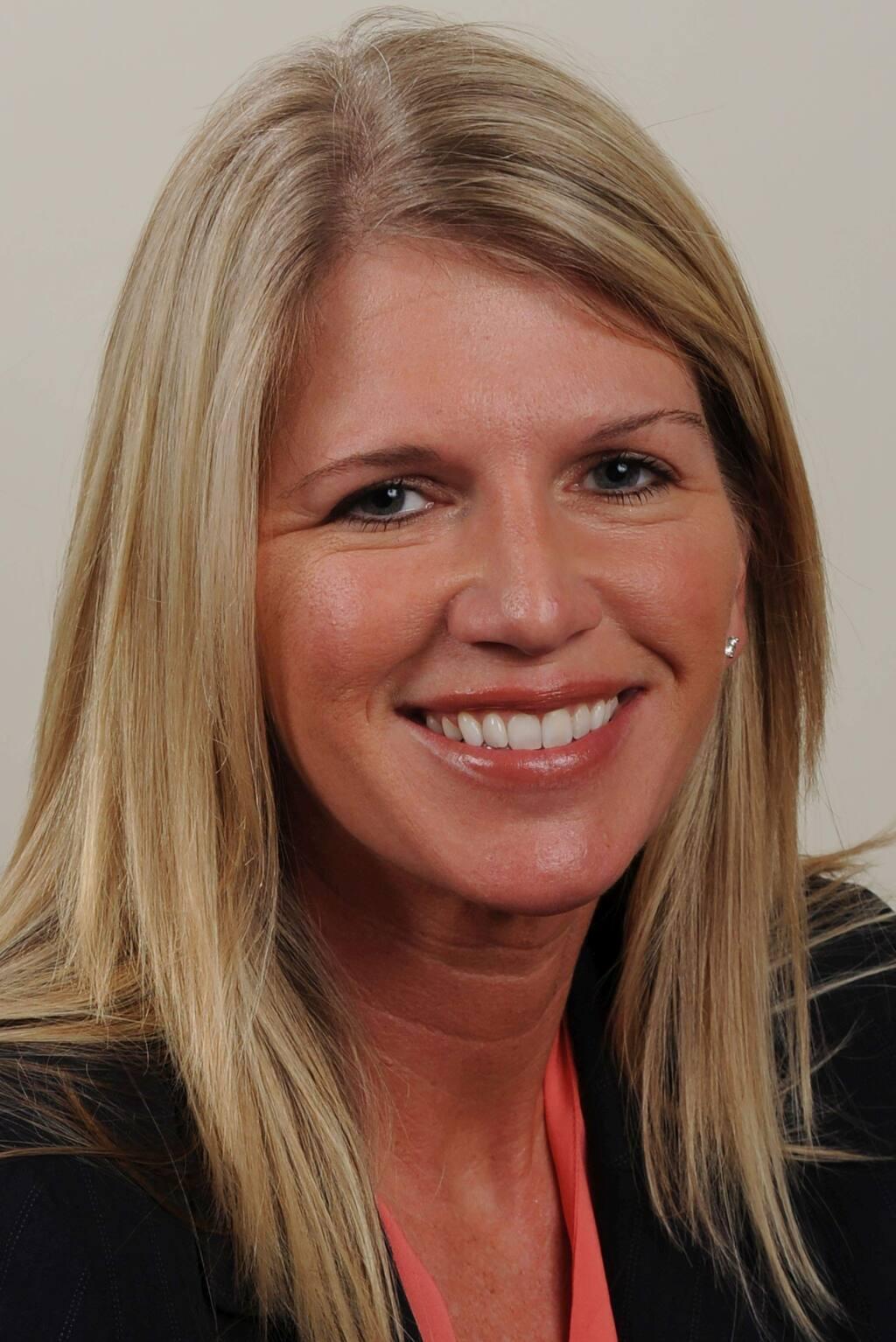 Robin Largent, partner at Carothers Disante & Freudenberger LLP in Sacramento. (HKA, Inc. Marketing Communications)