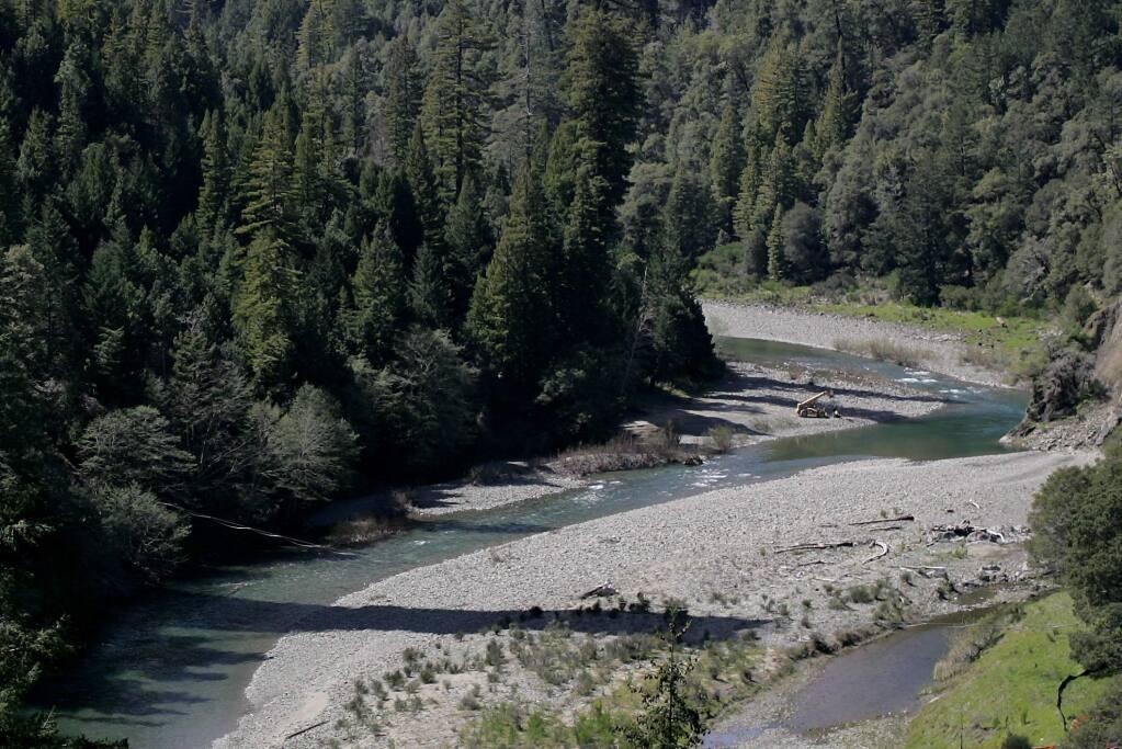 Eel River (PD FILE, 2008)