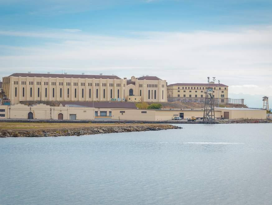 San Quentin State Prison (LUZ ROSA/ SHUTTERSTOCK)