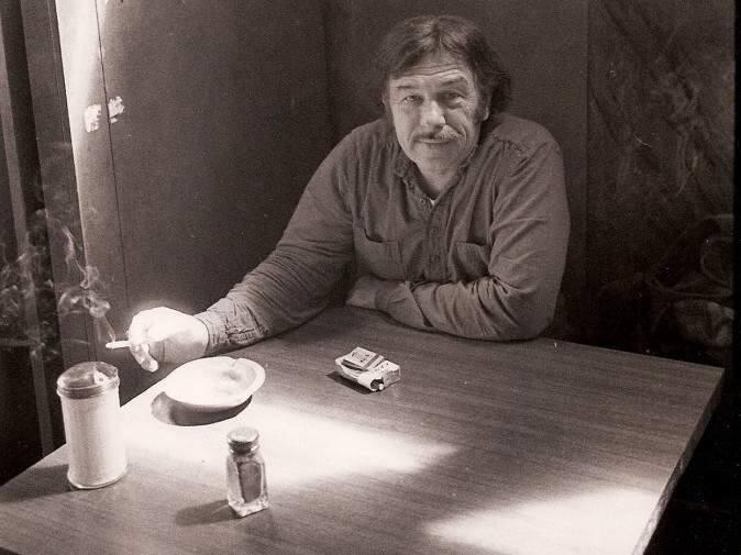 Harold Norse in the 1970s. (WWW.HAROLDNORSE.COM)