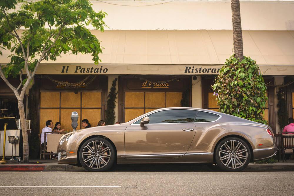Il Pastaio in Beverly Hills. (Johnnie Rik / Shutterstock)