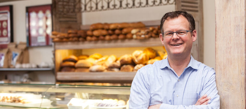 William Seppi, president/CEO, Costeaux French Bakery Inc.