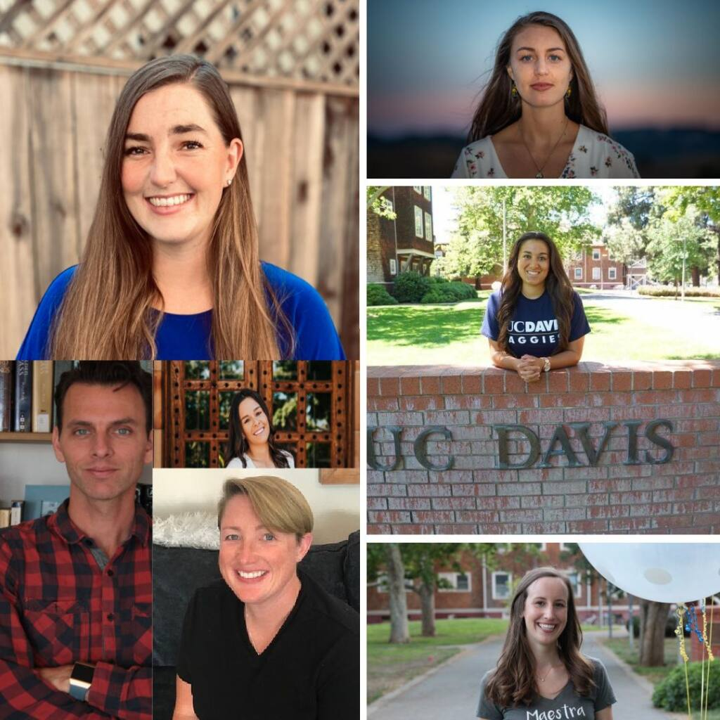 Click through the gallery to see more new teachers and counselors who joined SVUSD for the 2020-2021 school year.