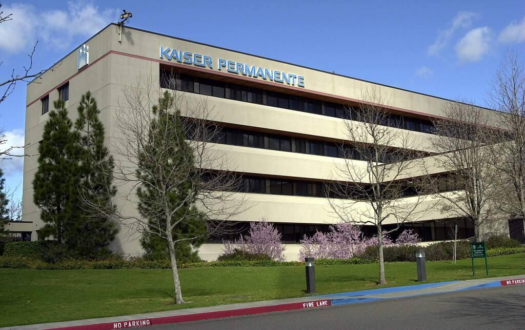 Kaiser Permanente Santa Rosa Medical Center (The Press Democrat, 2001)
