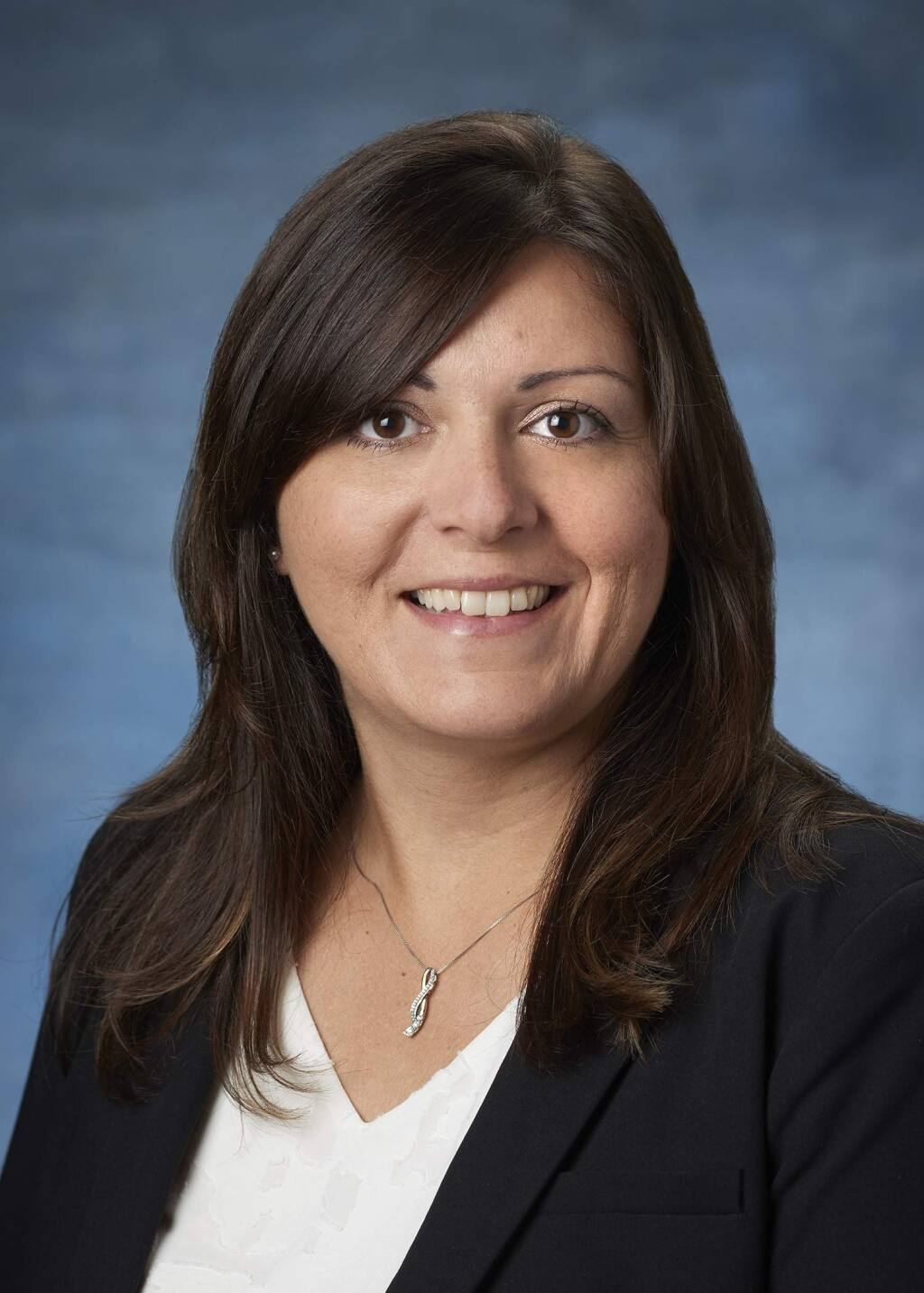 Stacy McKee, 39, assistant controller for Exchange Bank in Santa Rosa, is one of North Bay Business Journal's Forty Under 40 notable young professionals for 2019. (PROVIDED PHOTO)
