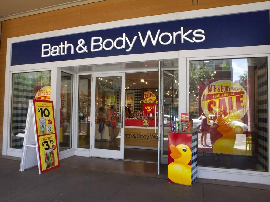 Nearly Every Mall Store Is Struggling Then There S Bath Body Works With 40 Quarters Of Growth