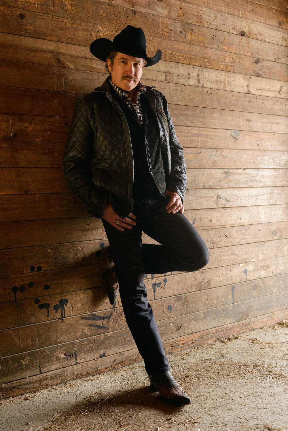 Kix Brooks is one half of the country duo Brooks and Dunn, which enjoyed such hits as 'My Maria' and 'Hard Workin' Man.'