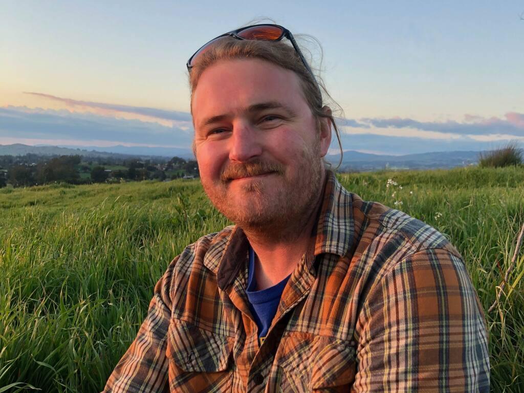 Brian Barnacle is running for Petaluma City Council.